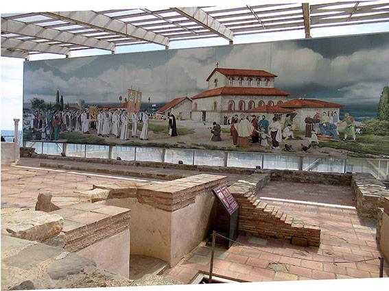 L'antique forteresse Byala