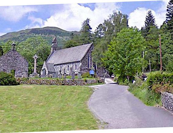 Balquhidder (la chiesa)