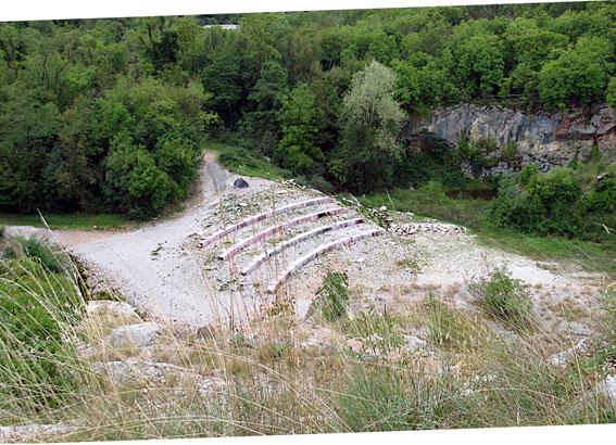 Anfiteatro per opere teatrali