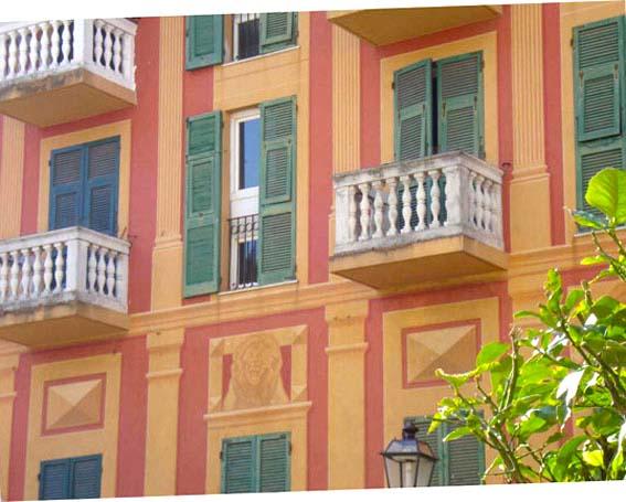 Haus in Rapallo