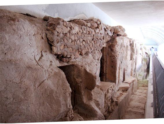 Ta' Bistra Catacombs à Mosta