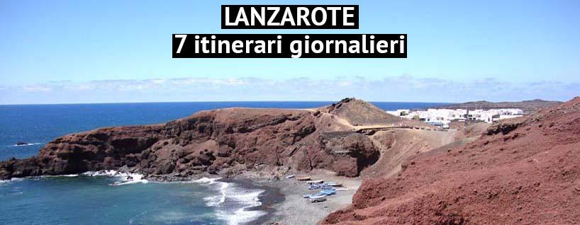 Veduta di Lanzarote