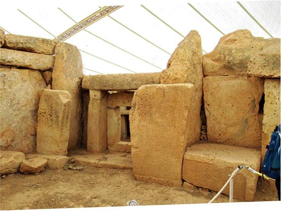 Megalithic temples of Ħaġar Qim