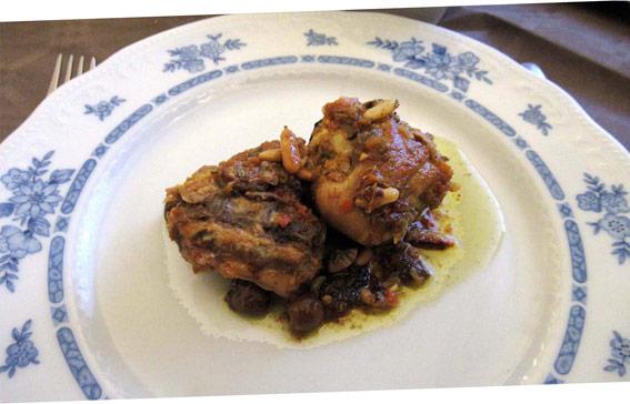 Ligurian dish