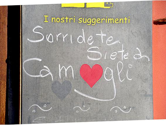 Visitate Camogli