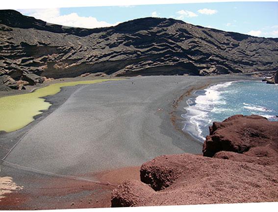 Lac Vert où la nature surprend