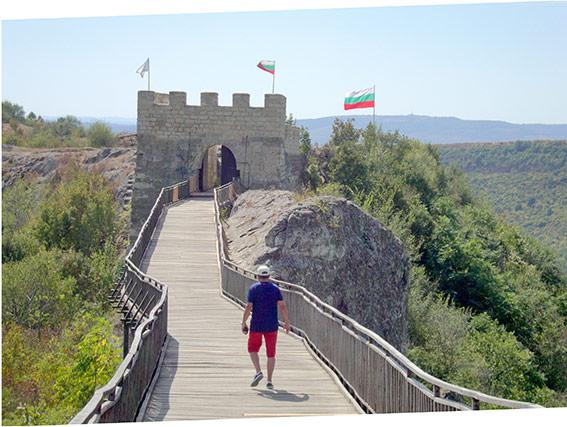 Ovech, Byzantine fortress