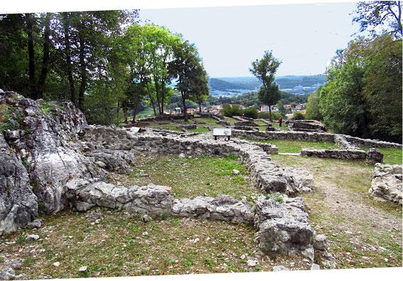 Parco archeolologico di Tremona