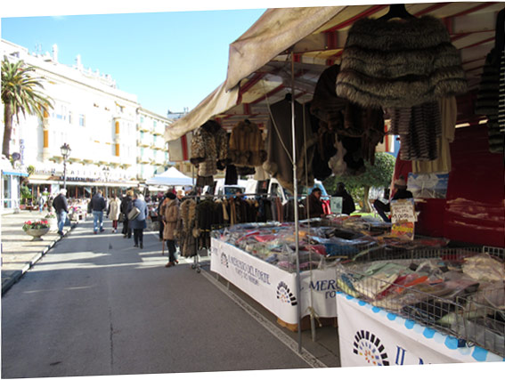 The Rapallo market