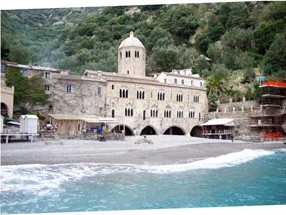 Abtei von San Fruttuoso