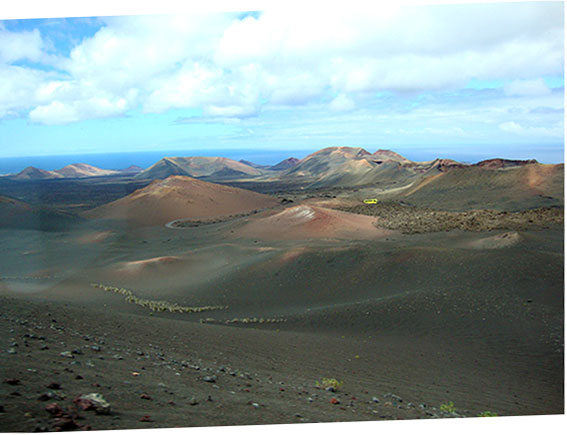 Gorgeous pictures at Timanfaya National Park