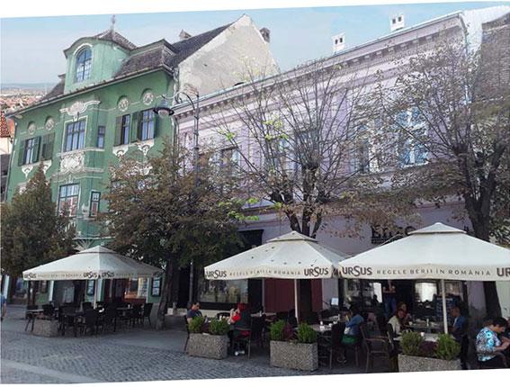 Città della Transilvania