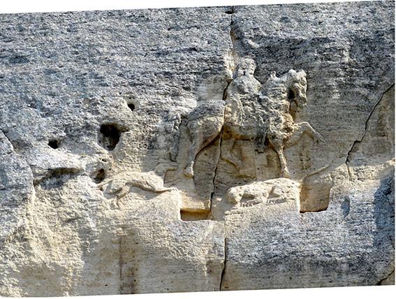 Le cavalier de Madara