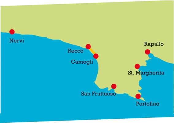 Map towards Recco