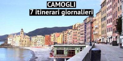 Il lugomare di Camogli
