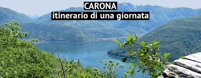 Vista da Cerona