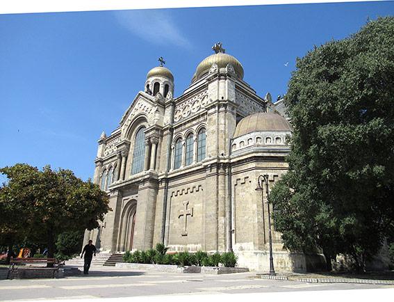 Varna's Cathedral