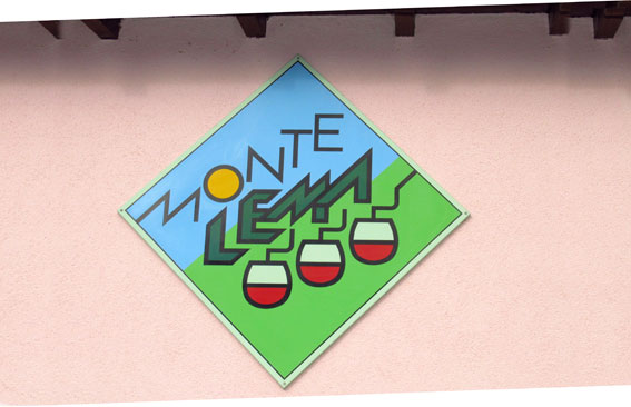 Simbolo della funivia Monte Lema