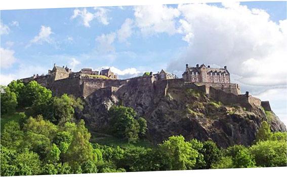 Schloss von Edinburgh