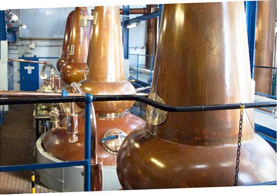 Deanston Destillerie