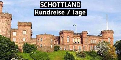 Schlösser und Burgen in Schottland