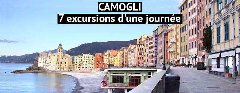 Camogli (Italie) en hiver (mais pas seulement)