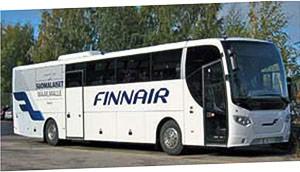 Finnair City Bus