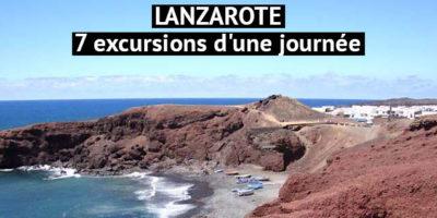 La magnifique île de Lanzarote