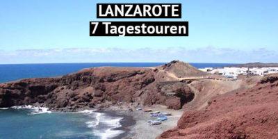 Lanzarote, fantastische Insel