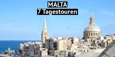 Visit Malta: Honigfarbene Insel