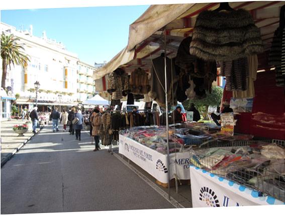 Le marché de Rapallo