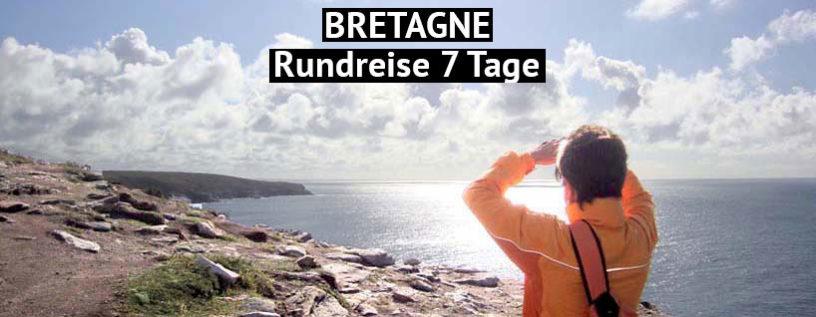 Reise in die Bretagne (Frankreich)