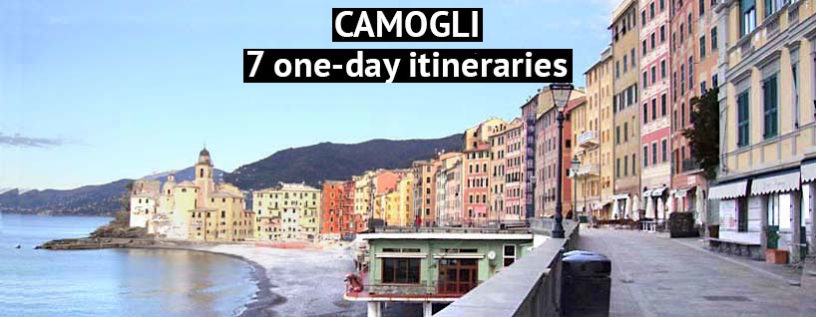 Camogli in winter, but not only (Italy)