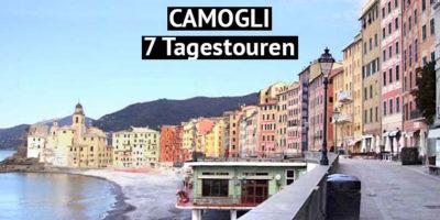 Camogli im Winter (aber nicht nur)