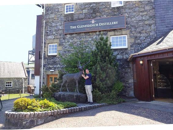 Glenfiddich Dicstillerie