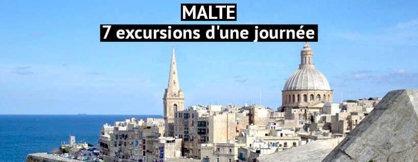 Ile de Malte, voyage avec exploration et visite