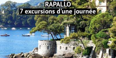 Ligurie: de Rapallo à Nervi