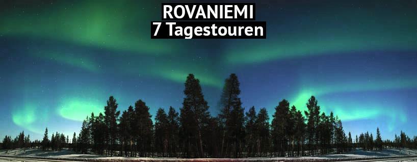 Rovaniemi im Winter: Sehenswürdigkeiten