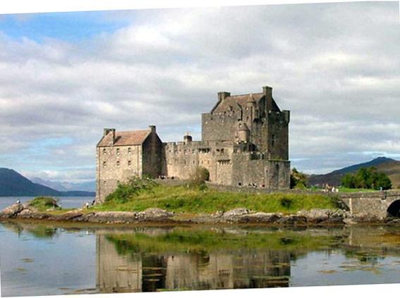 Schloss Eilean Donan