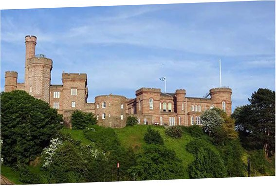 Schloss Inverness