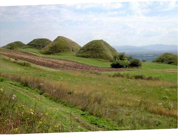 Pyramiden von Șona