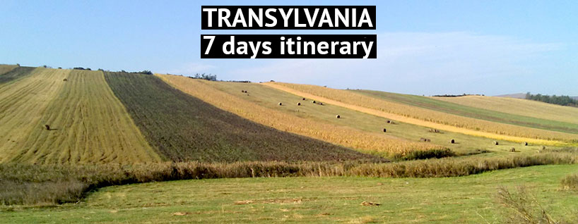 Transylvania is a country to be discovered