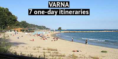 Varna in Bulgaria on the Black Sea