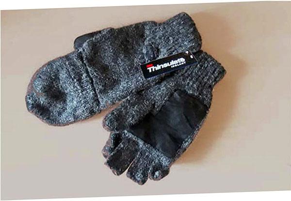 gants d'alpinisme