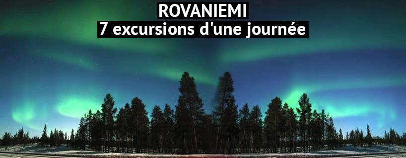 Que visiter à Rovaniemi en hiver