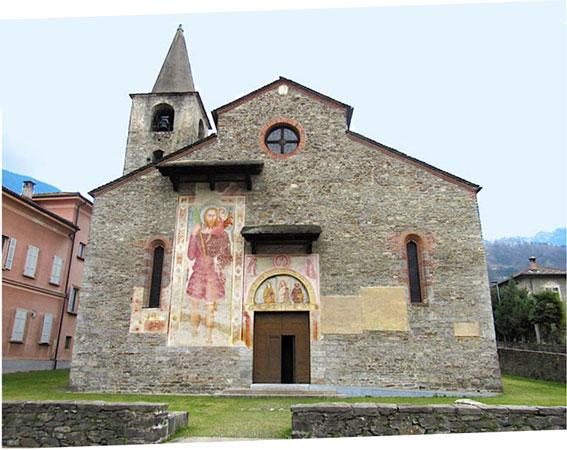 Bellinzona église de San Biagio