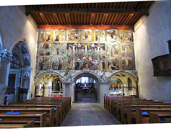 Kirche Santa Maria delle Grazie