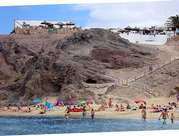 Papagayo-Strand
