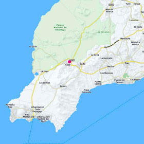 Casa de Hilario map