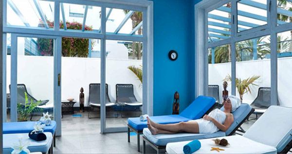 Hotel Seaside Los Jameos Playa sala relax